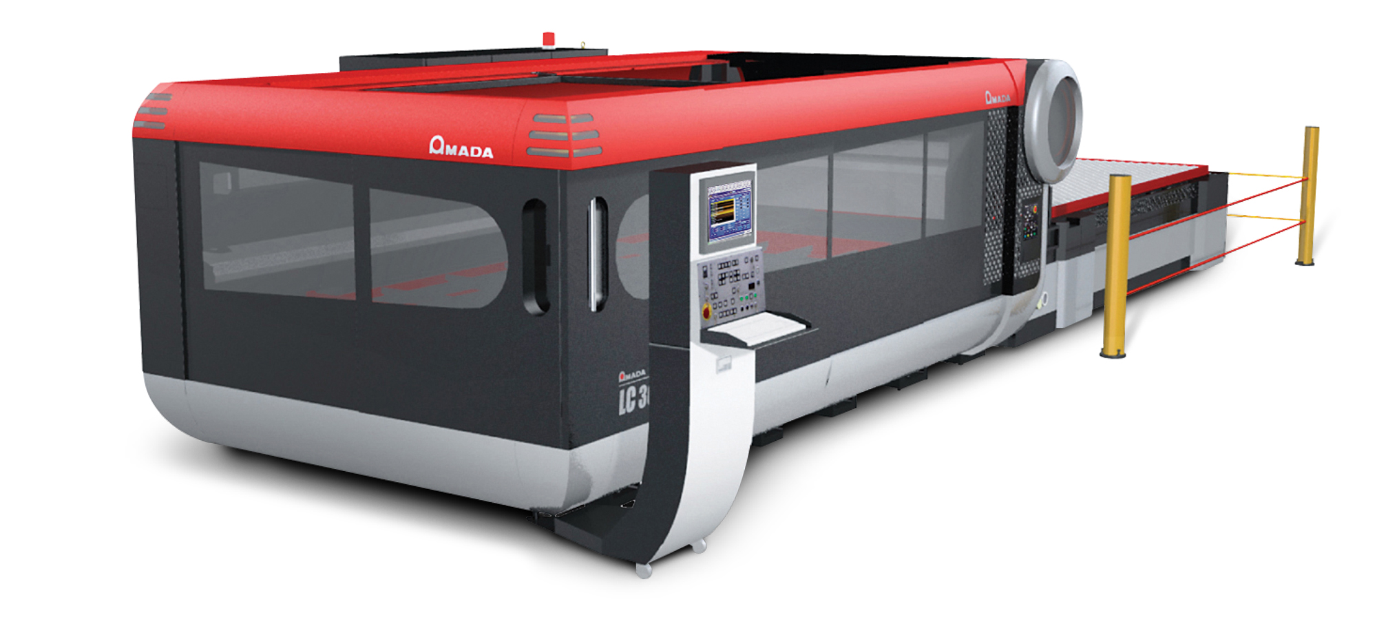 LC C1 NT Series Laser Cutting